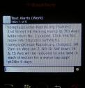 Text Alert City of Cedar Rapids